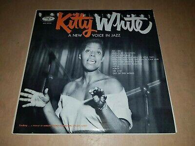 Kitty White - A new Voice in Jazz ( Vinyl )