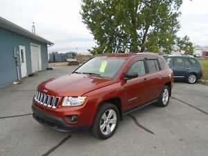 "2012 Jeep Compass Sport/North ""NAPANEE LOCATION"""