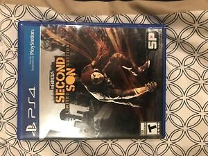 Infamous Second Son (Limited Edition)