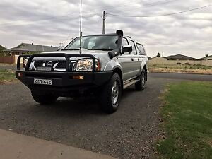 2011 Nissan Navara ST-R D22 4x4 Hanwood Griffith Area Preview