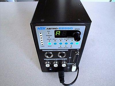 NSK NAKANISHI ASTRO-E2550 CONTROL MODEL NE145