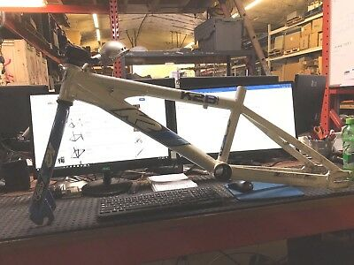 K2B BIKE FRAME BMX 7005 aluminum frame k2 MAINTIME PRO20 for sale  Canton