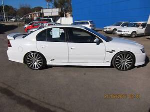 2006 Holden Commodore SS VZ Auto Sedan V8 6.0ltr WHITE Colour