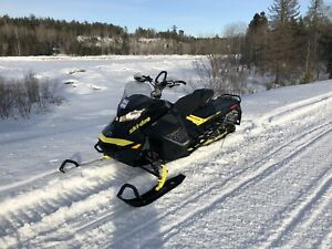 2018 Ski-Doo Backcountry X