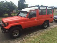 TROOPY Toyota LandCruiser 1985 Dapto Wollongong Area Preview