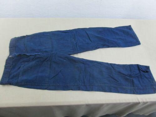 WW2 USN/US Navy 4 Pocket Denim Fatigue Trousers