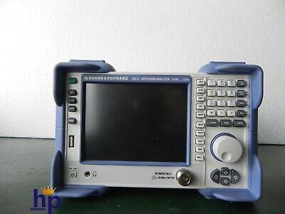 Rohdeschwarz Fsc3 Spectrum Analyzer 9khz...3ghz