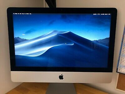 "Apple iMac 21.5"" 4K (Late 2015), Core i5 3.1GHz, 8GB DDR3, 240GB SSD Upgrade"