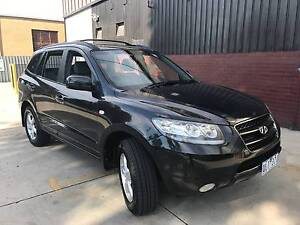 2006 Hyundai Santa Fe Wagon 7 SEATER ./ AUTO Campbellfield Hume Area Preview