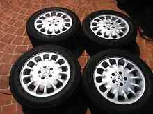 Mercedes wheels Wakeley Fairfield Area Preview
