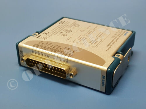 National Instruments NI 9401 cDAQ Digital Input / Output Module