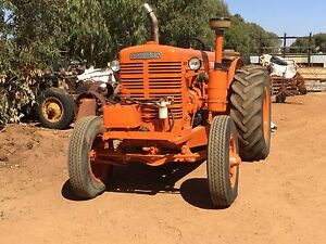 Chamberlain tractor Deepdale Geraldton City Preview