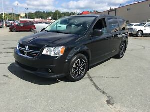 Dodge Grand Caravan SXT + TV/DVD, CAMERA