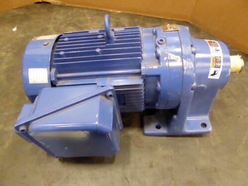 Sumitomo Sm-Cyclo CNHM08- 6090YB-21 3Phase Induction Motor w/Gear Reducer