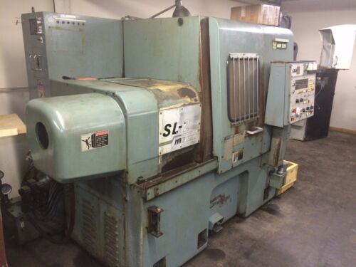 Mori Seiki Sl-2 Cnc Lathe With Manuals