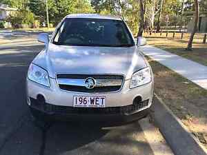 2007 Holden Captiva Wagon Diesel Logan Central Logan Area Preview