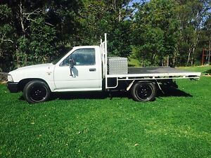 1996 Toyota Hilux Ute North Richmond Hawkesbury Area Preview