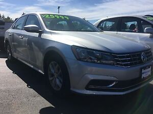 2016 Volkswagen Passat 1.8 TSI Comfortline LOCAL, NO ACCIDENT...