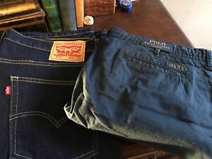 Assorted Men's Jeans and Pants, Brand New