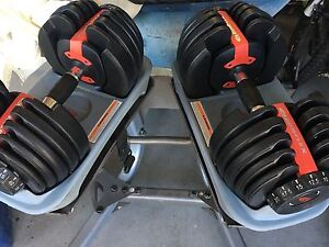 Bowflex Weights Rutherford Maitland Area Preview