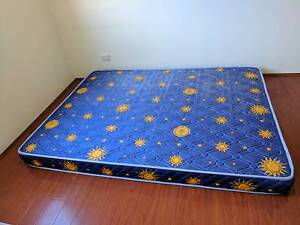 Queen Size Orthopedic Mattress Homebush West Strathfield Area Preview