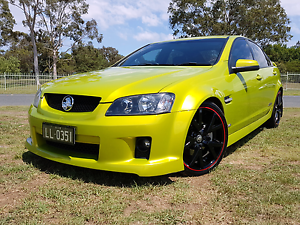 2007 VE Commodore SS St Andrews Campbelltown Area Preview