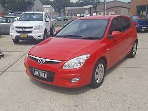 2008 Hyundai i30 Hatchback Berkeley Vale Wyong Area Preview