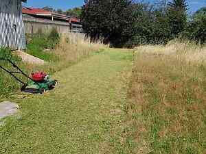 Lawn Mowing and More for Northern Suburbs Modbury Tea Tree Gully Area Preview