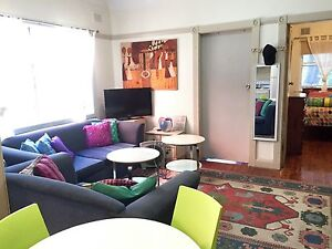Bondi Beach 1 or2 females wanted for share room in furn'd 2 br ap Bondi Beach Eastern Suburbs Preview