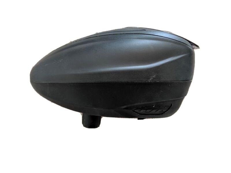 Dye Paintball Rotor LT-R LTR Electronic Loader Feeder Hopper - Black paint ball