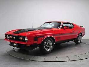 :  Muscle  car,  Camaro, Mustang, Trans Am or Hot Rod. Caloundra Caloundra Area Preview