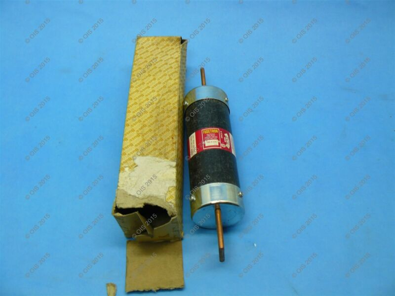 Bussmann FRS-R-225 Time-delay Fuse Class RK5 225 Amps 600 VAC/300 VDC New