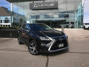2016 Lexus RX 350 Executive Package Navigation Backup CAM Sunroo