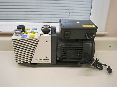 Agilent Technologies Ds 102 Two-stage Ds Series Rotary Vane Pump My16040011