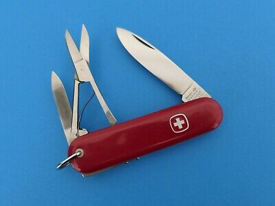 Wenger Delémont Mod. 532 Vintage Swiss Army Knife 1960s