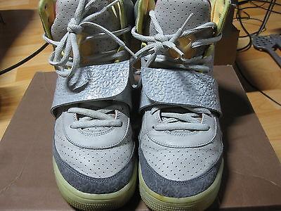 Nike Air Yeezy 1 Zen Grey Sz 9.5