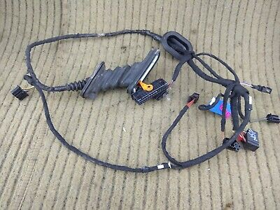VW Sharan Seat Alhambra 7N 2010- NSF Left Front Door Wiring Loom Cable Harness