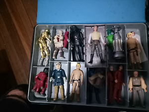 Stars wars figurines & R2D2 collecters Newcastle Newcastle Area Preview
