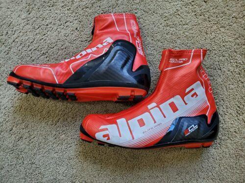 Alpina ECL Pro Marathon Classic XC Boots