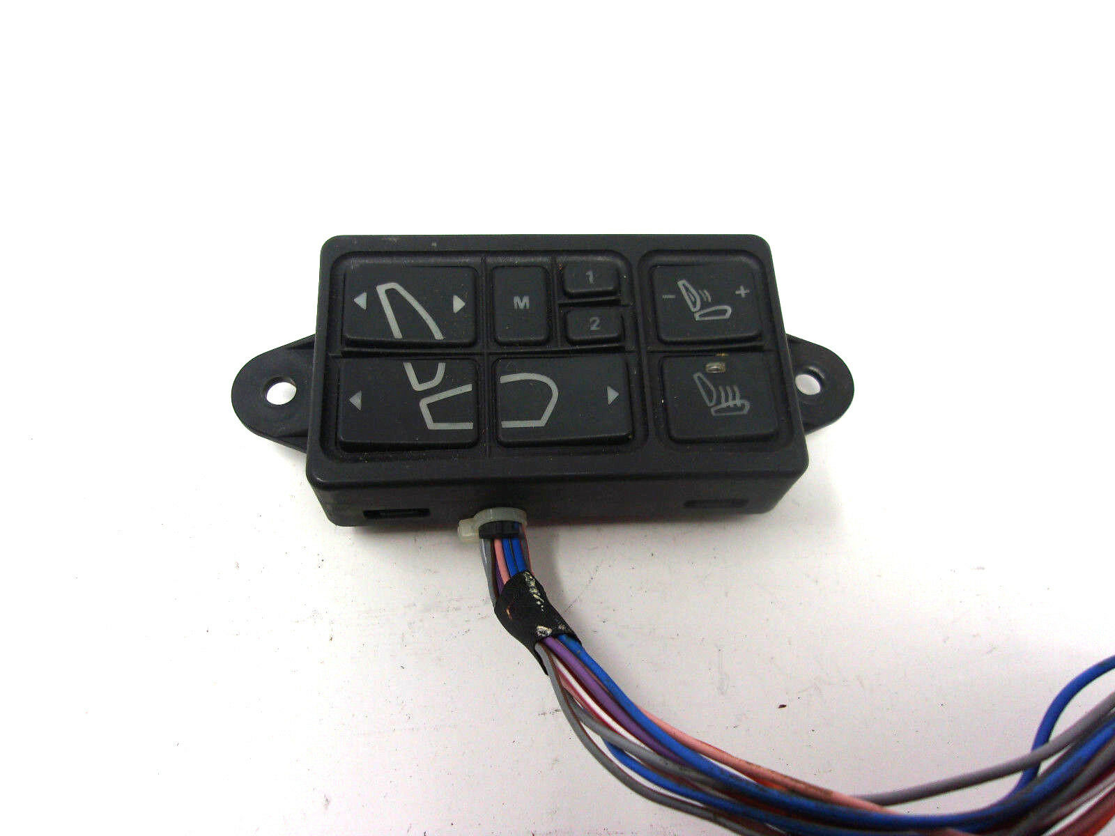 Used 1993 Jaguar Xjs Switches And Controls For Sale 1992 Xj6 Wiring Harness To Mid Left Seat Switch With Memory Dac7665