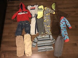 Lot of 9 months clothes