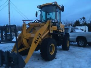 BRAND NEW FRONT END WHEEL LOADER