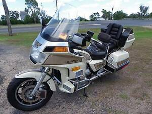 1986 Honda Goldwing GL1200 Special Edition, Aspencade SEI Inverell Inverell Area Preview