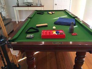 Billiard table Sorrento Mornington Peninsula Preview