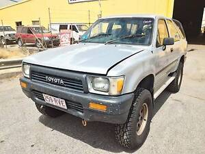 Wrecking 90 #Toyota #Hilux #4Runner #4WD 160206 Port Adelaide Port Adelaide Area Preview