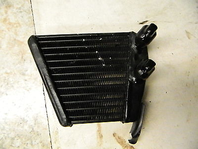 14 Polaris Victory 106 Cross Country Touring oil cooler radiator