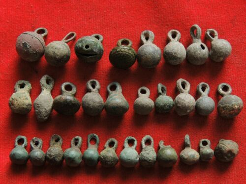 Ancient Viking Buttons