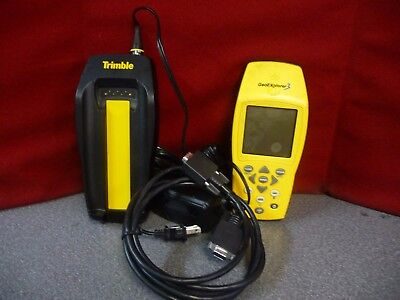 Trimble Geoexplorer 3 Gps Pathfinder Receiver Gis Data Collector -charger --8027