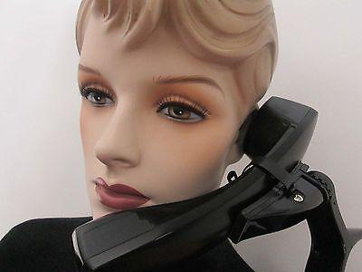 Rest-A-Phone Landline Shoulder Support Telephone Accessory Black