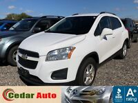 2013 Chevrolet Trax LT London Ontario Preview